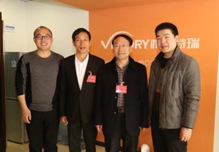 荆州区人大代表一行参访微科特瑞